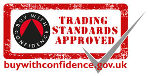 Buy With Confidence - Trading Standard Approved